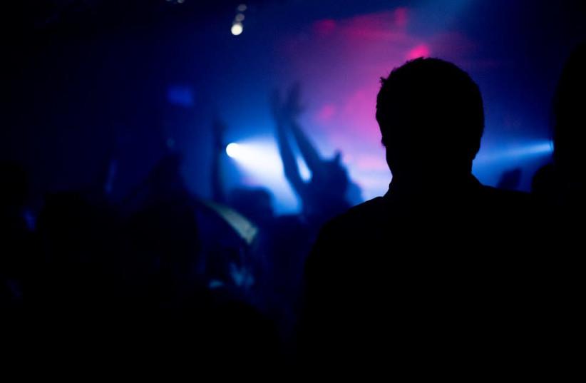 Night club silhouette. (photo credit: PIXABAY)