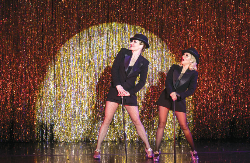 A SCENE from 'Chicago' (photo credit: ORIT PNINI)