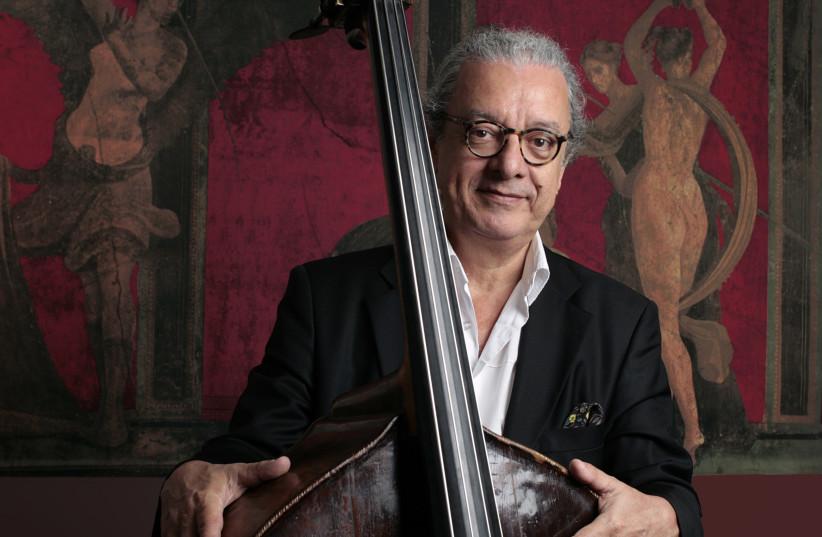 ITALIAN JAZZ double-bassist, bandleader, composer and arranger Riccardo Del Fra. (Christian Ducasse) (photo credit: CHRISTIAN DUCASSE)