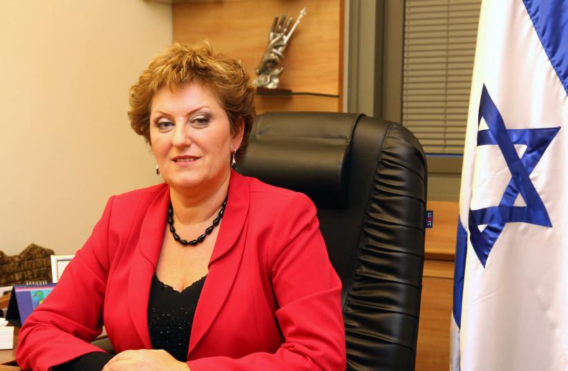 Faina Kirschenbaum (photo credit: MARC ISRAEL SELLEM/THE JERUSALEM POST)
