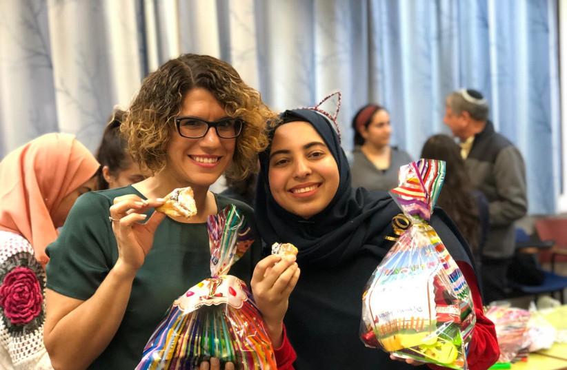 Purim celebrations. (photo credit: Courtesy)
