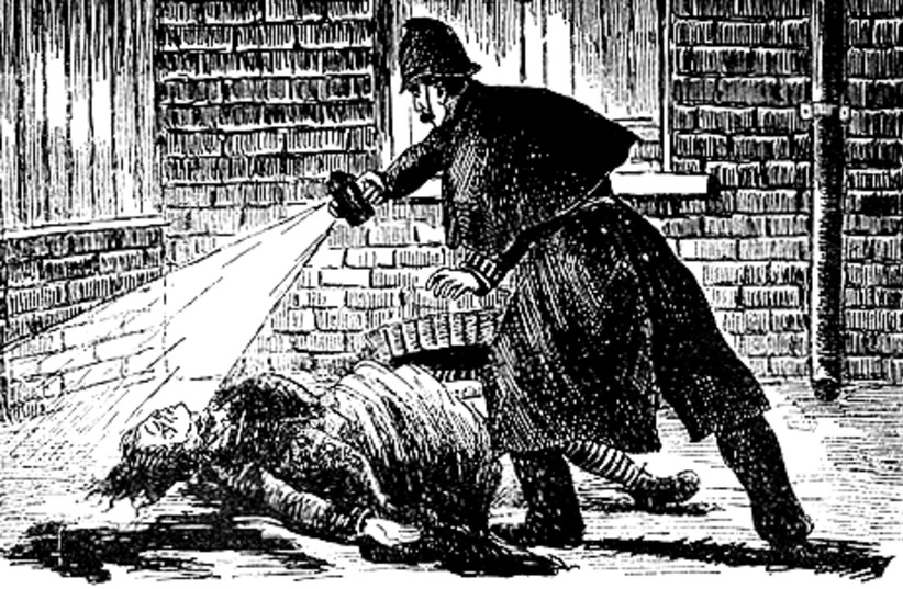 Illustrated Police News - Jack the Ripper (photo credit: Wikimedia Commons)