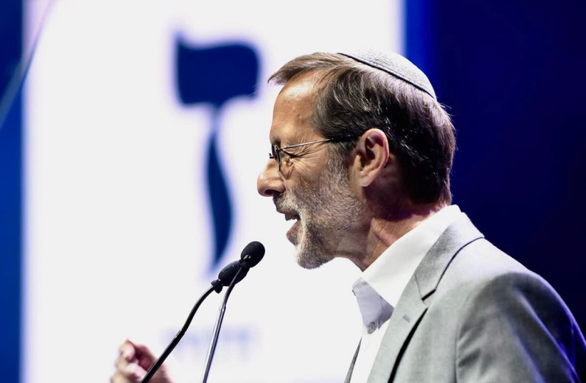 Leader of Zehut Moshe Feiglin (photo credit: AVSHALOM SASSONI)