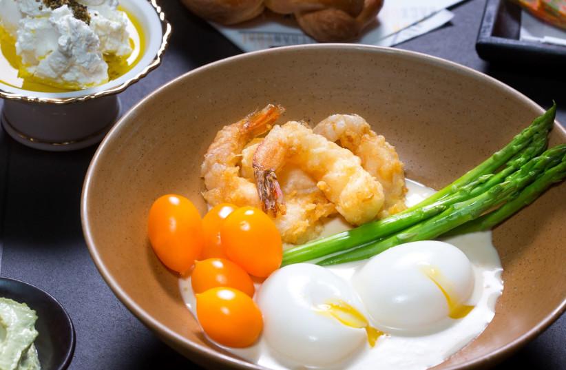 Nithan Thai restaurant in Tel Aviv (photo credit: DROR EINAV)