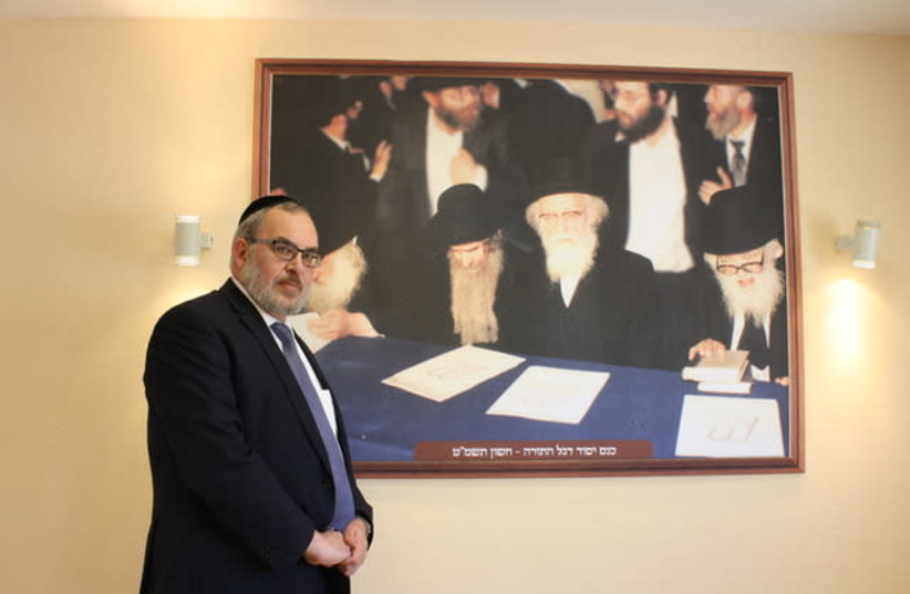 UTJ MK Asher: Liberman's campaign will motivate ultra-Orthodox ...