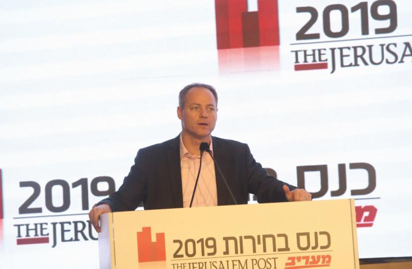 Israel Democracy Institute President Yohanan Piesner  (photo credit: MARC ISRAEL SELLEM)