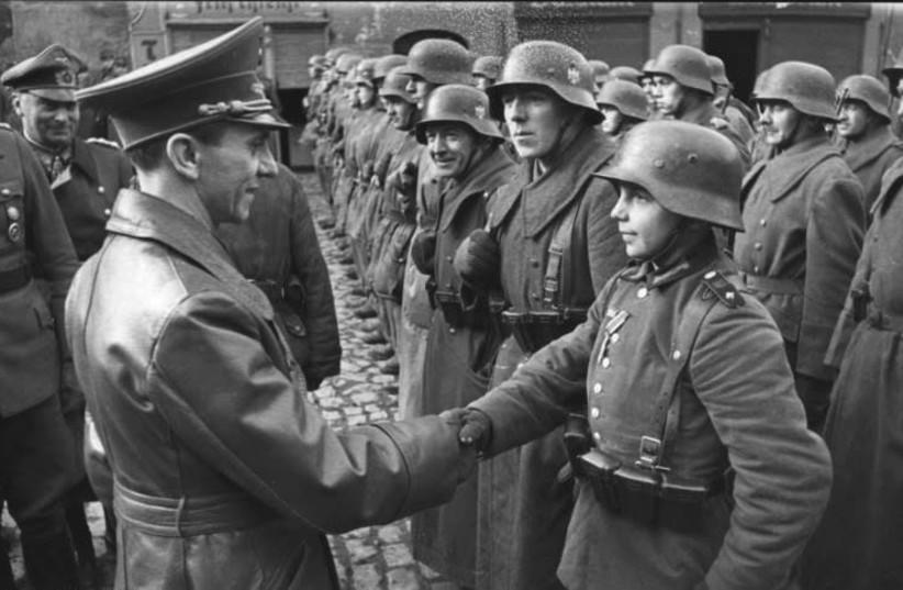 Elderly Nazis discuss involvement in Holocaust in new film