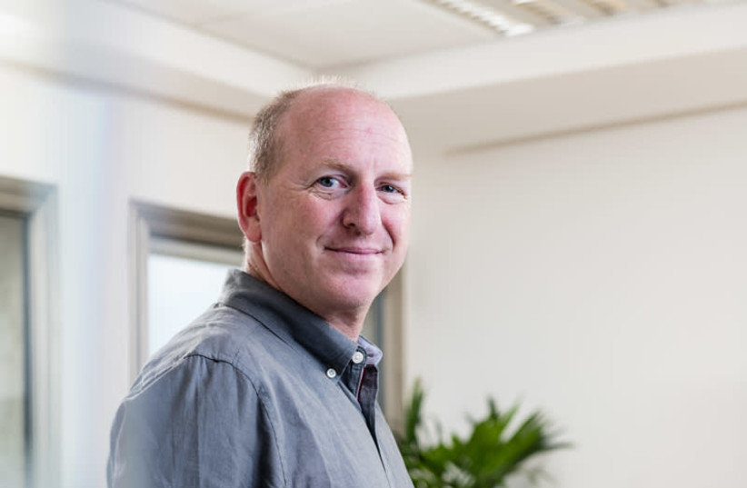 Tactile Mobility CEO Amit Nisenbaum (photo credit: ASAF HABER)