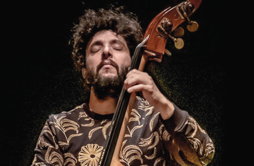 BASSIST OMER Avital fuses his Moroccan roots into his jazz ouevre (photo credit: SAPOSNIK ISRAEL INSTITUTE)