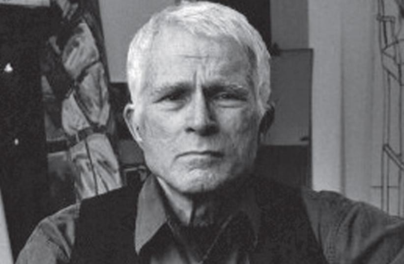 Max Kitaj in 1998 (photo credit: FERGUS GREER / WIKIPEDIA)