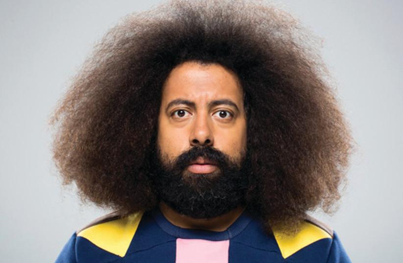 Reggie Watts (photo credit: Courtesy)