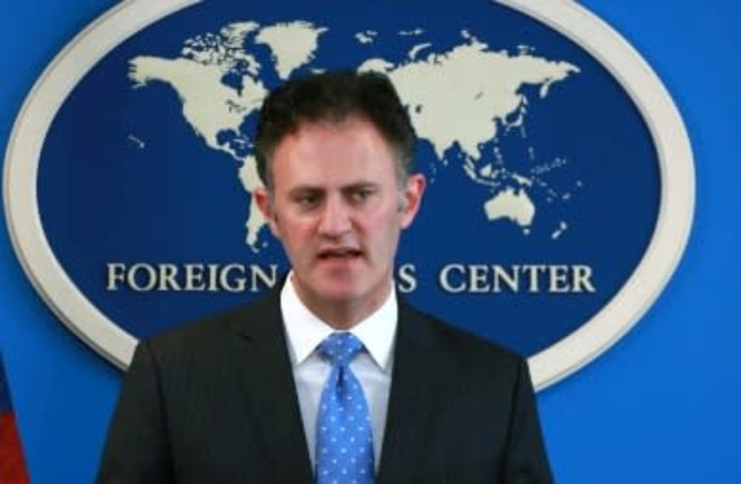 Nathan A. Sales, Ambassador-at-Large and Coordinator for Counterterrorism (photo credit: STATE DEPARTMENT)
