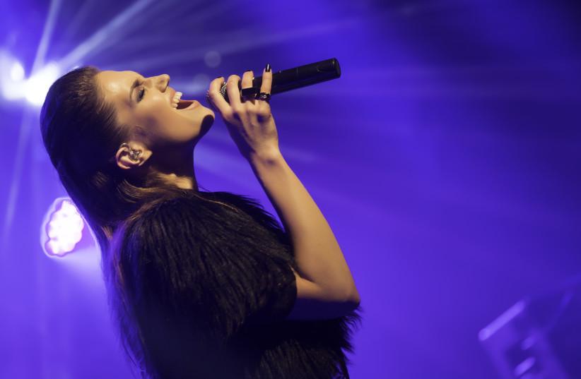 Marina Maximillian (photo credit: ILANIT COHEN)