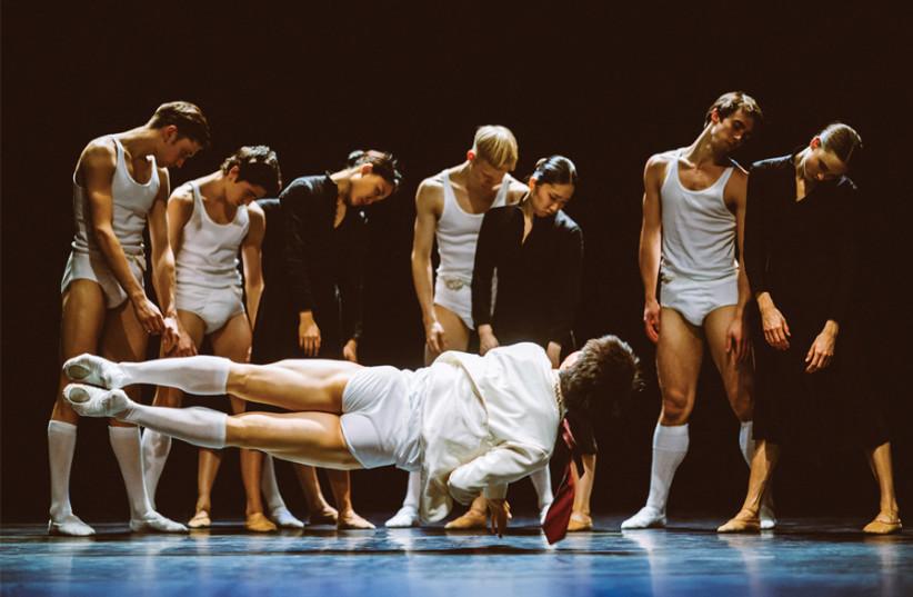NDT2 dance company (photo credit: RAHI REZVANI)