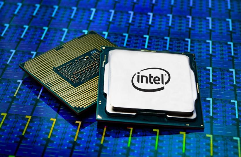 Intel 9th Gen Core mobile H (photo credit: INTEL)