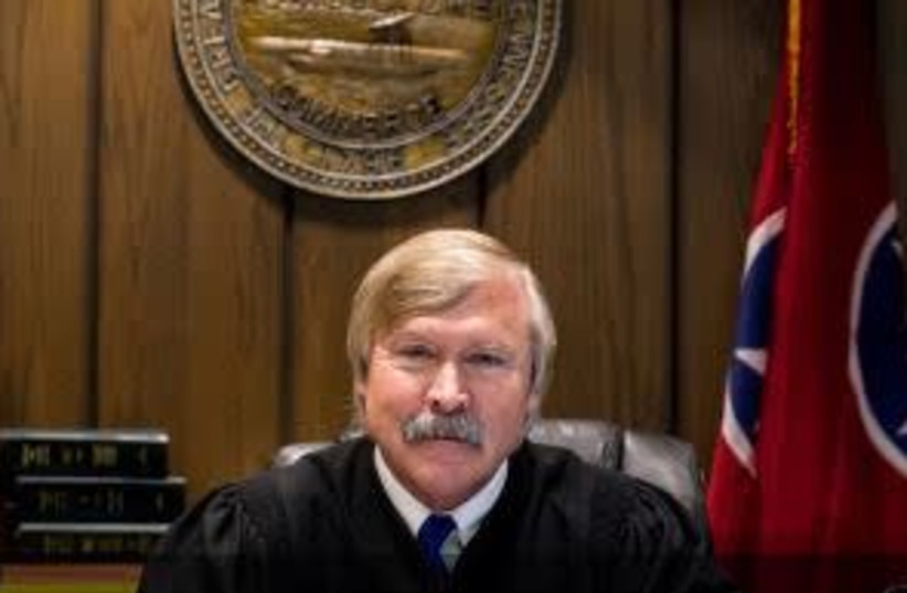 Tennessee judge: Jews should 'get the f**k over the Holocaust'