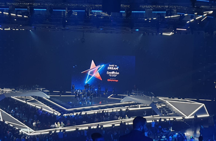Eurovision In Israel 20 Years In The Making The Jerusalem