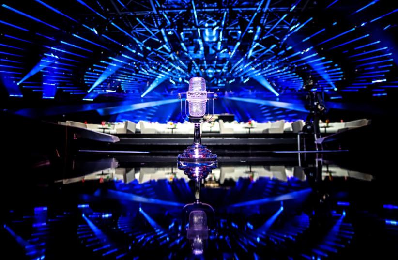 The Eurovision Song Contest grand finale kicks of Saturday night in Tel Aviv (photo credit: THOMAS HANSES/EBU)