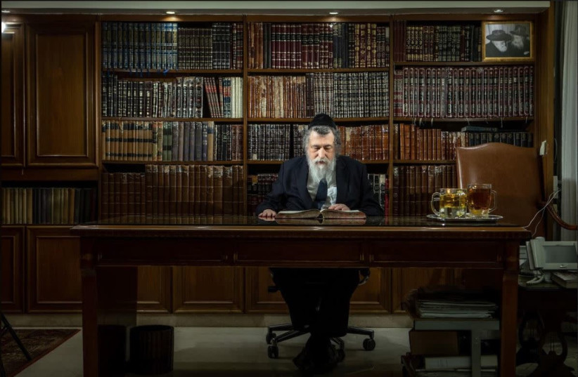 Rabbi Isaac Schapira (photo credit: ELI ITIKIN)