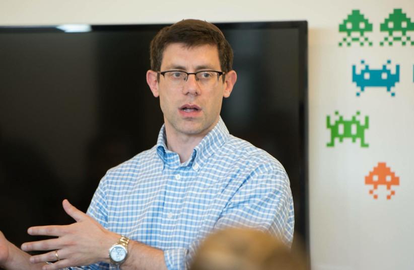 Jumpspeed Venture Partners managing director Ben Wiener (photo credit: DAVID SHERMAN/MADEINJLM)