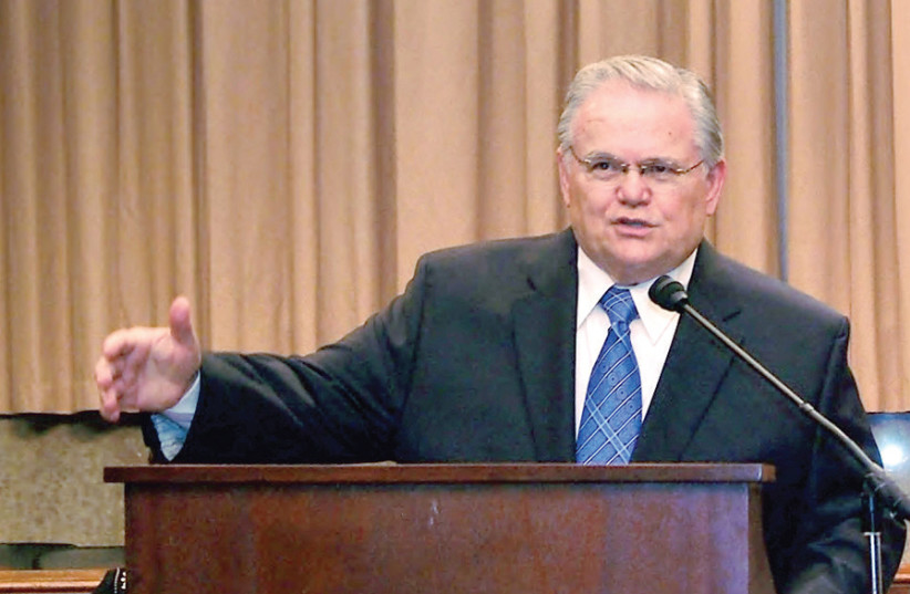 HAGEE: 'ISRAEL and the Jewish people face many threats, thus we must continue to grow.' (photo credit: Wikimedia Commons)