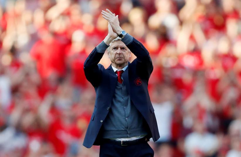 Ex Arsenal Manager Arsene Wenger Joins Israeli Sports Start Up The Jerusalem Post