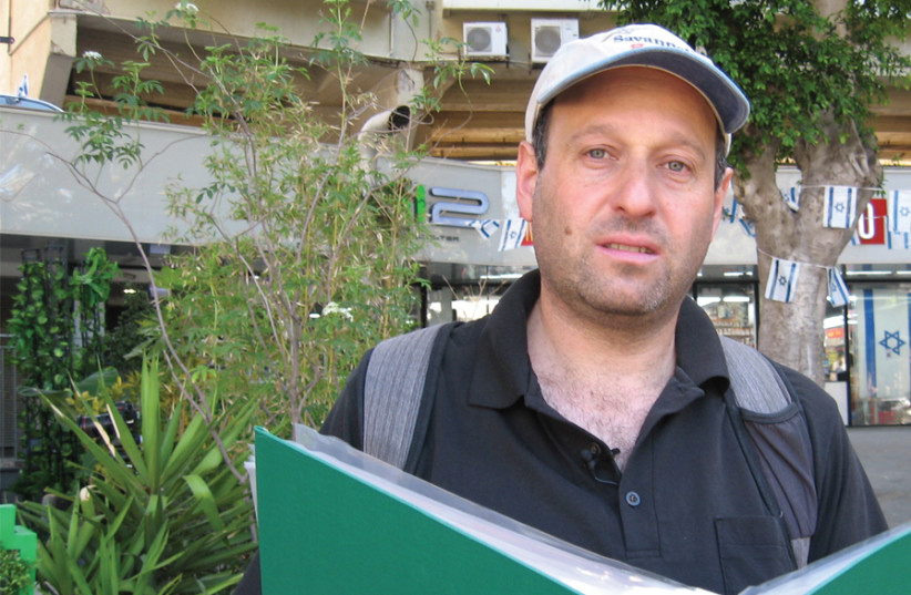 REMEMBERING THE aftermath: Yaakov Levi. (photo credit: CARL HOFFMAN)