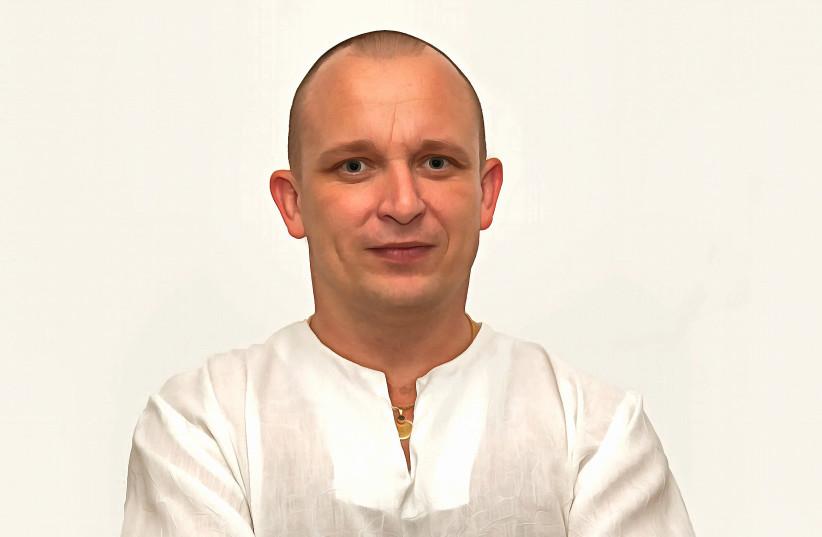Vadim Lukashov (photo credit: COURTESTY OF JONATHAN LIPNICKI)