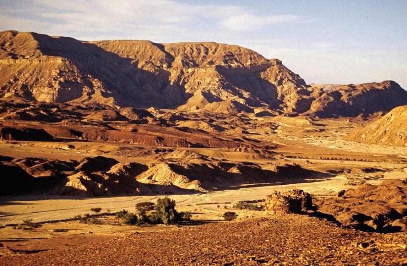 THE SINAI Desert. (photo credit: PIXABAY)
