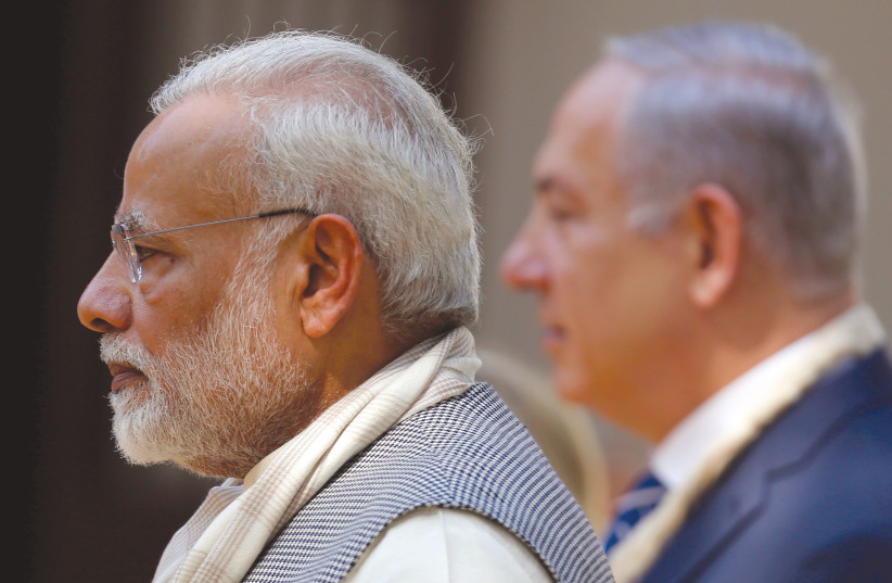 India could face Israel-style protests against PM due to coronavirus