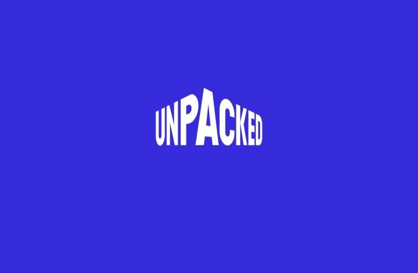 Unpacked logo (photo credit: YOUTUBE SCREENSHOT)