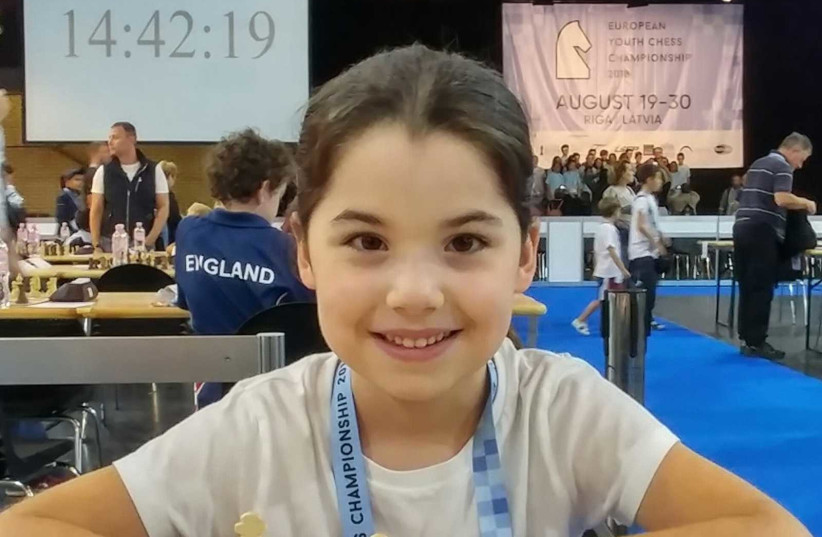 Or Shatil, Israeli Chess talent  (photo credit: Courtesy)