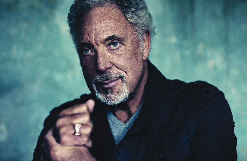 TOM JONES: It's a privilege to be able to perform for an audience that appreciates what I do (photo credit: ERICK BUSTAMANTE BELAIR)