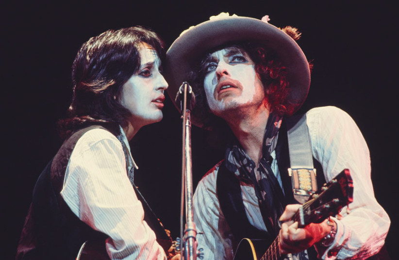 NETFLIX DOCUMENTARY 'Rolling Thunder Revue: A Bob Dylan Story.' (photo credit: NETFLIX)