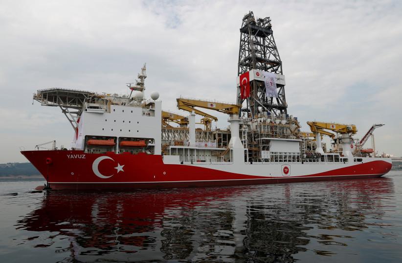 Greek ambassador: Turkish threat in Mediterranean reaches Israel's shores