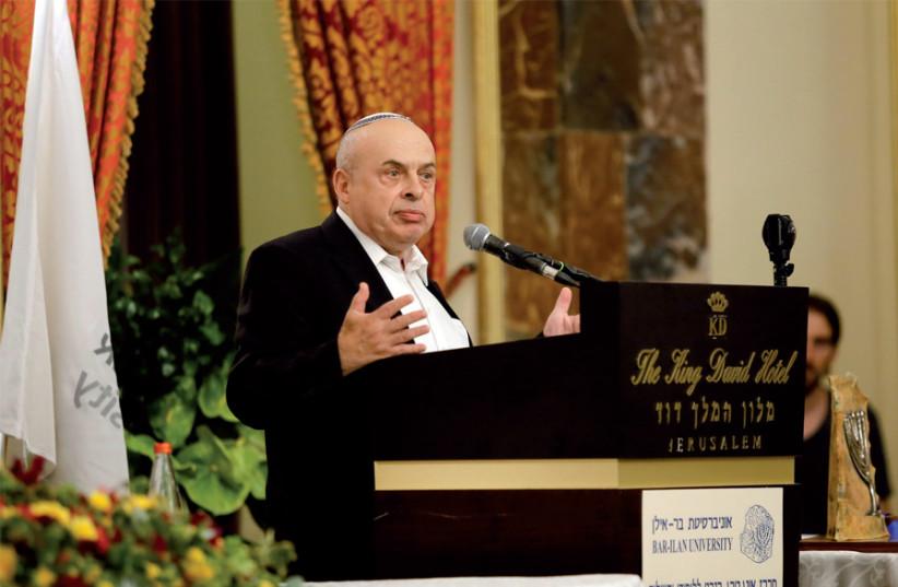 Natan Sharansky receives Guardian of Zion Award for defending Jerusalem - The Jerusalem Post