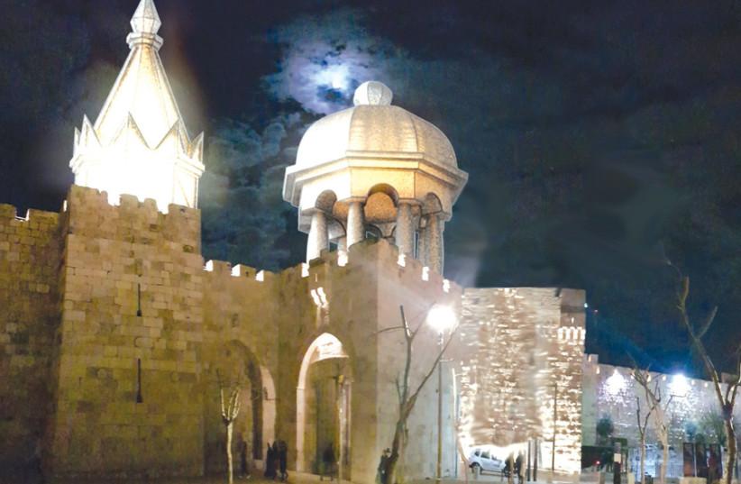 Jerusalem Light Festival (photo credit: JERUSALEM LIGHT FESTIVAL)