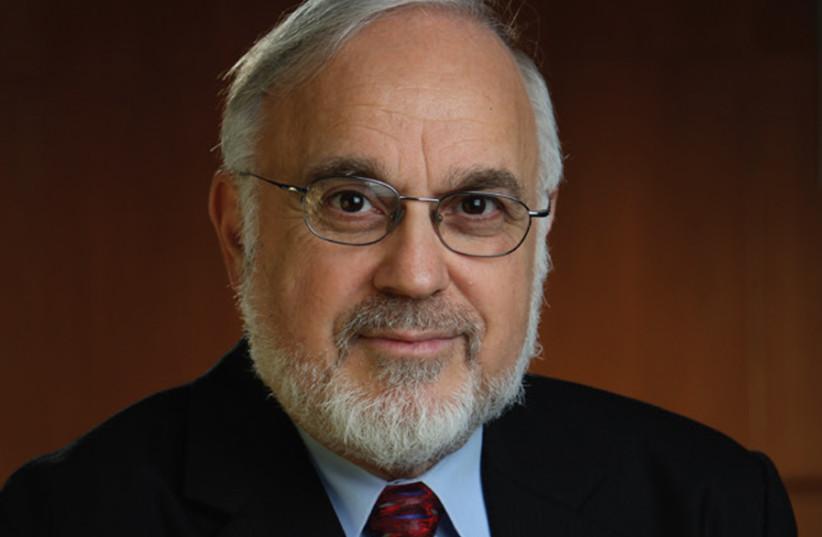 Rabbi Abraham Cooper associate dean and director (photo credit: Courtesy)