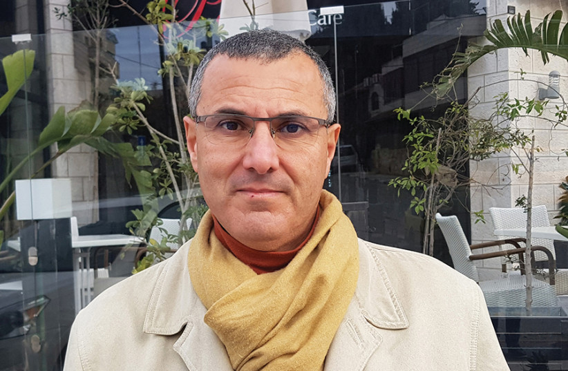 Omar Barghouti, founder of the Palestinian Campaign for the Academic and Cultural Boycott of Israel and a co-founder of BDS (photo credit: REUTERS)