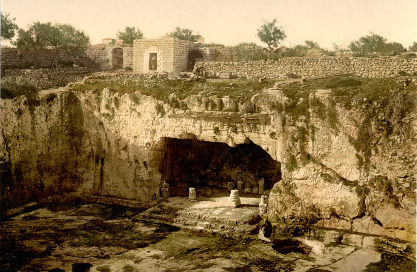 Resting places of Adiabenian Jewish queen to re-open in Jerusalem - The Jerusalem Post