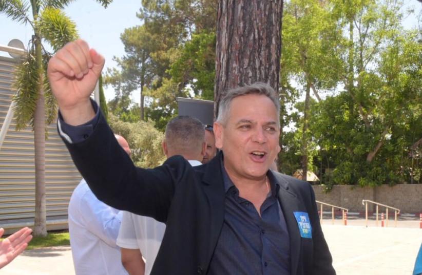 Meretz head Nitzan Horowitz (photo credit: AVSHALOM SASSONI/MAARIV)