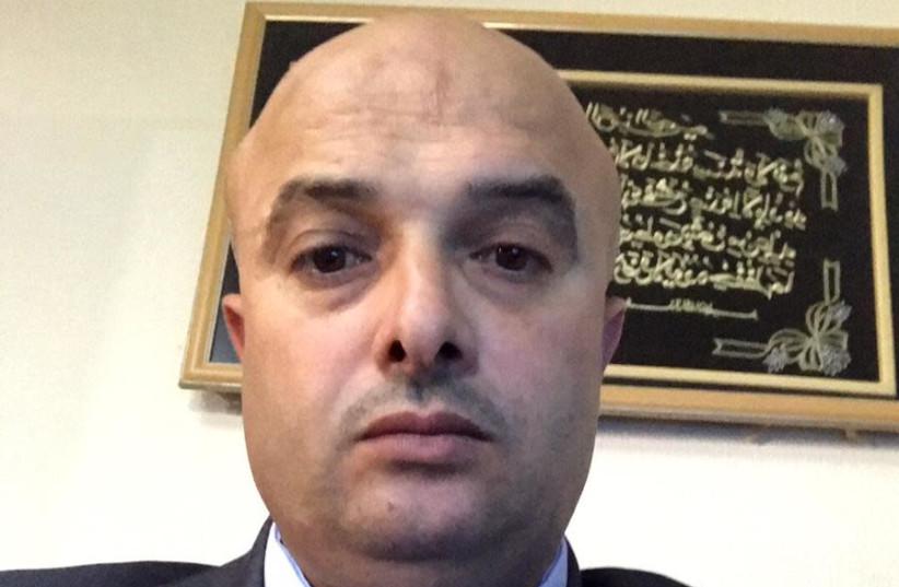 Ashraf Ghanem, Hebron businessman who attended Bahrain workshop (photo credit: Courtesy)
