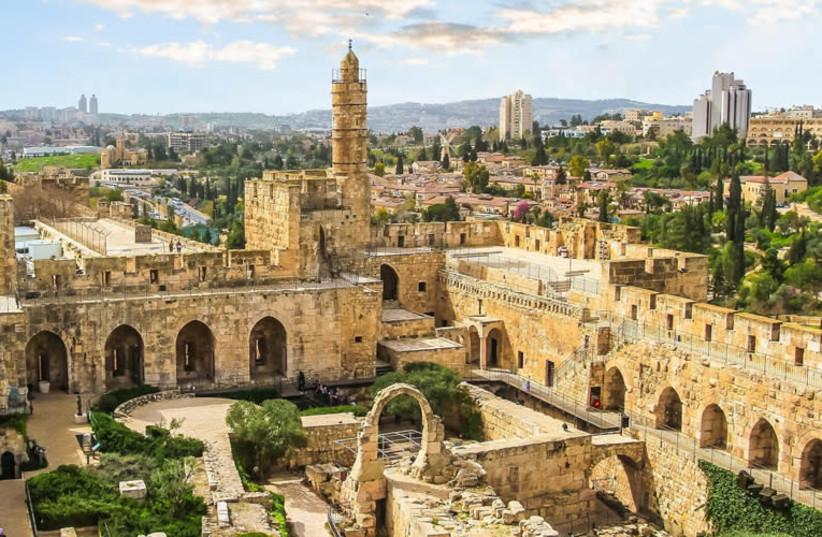 Tower of David (photo credit: TOWER OF DAVID)
