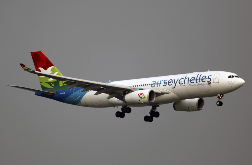 An Air Seychelles Airbus A330-243  (photo credit: FLICKR)