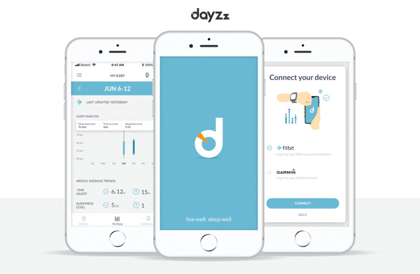 Dayzz hi-tech company (photo credit: Courtesy)