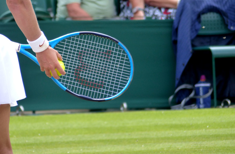 Tennis (photo credit: Wikimedia Commons)