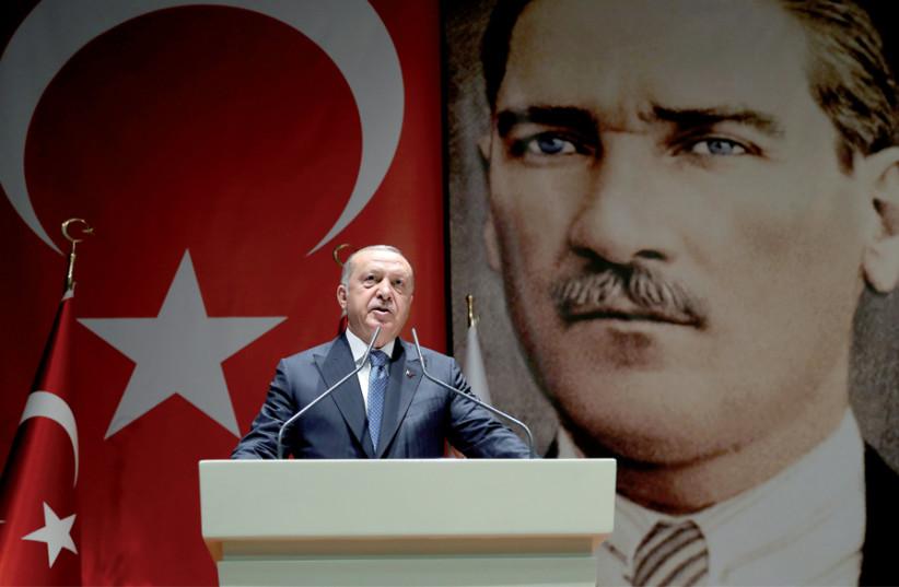 Erdogan's agenda: Neo-Ottoman ambition or pan-Islamist zeal?