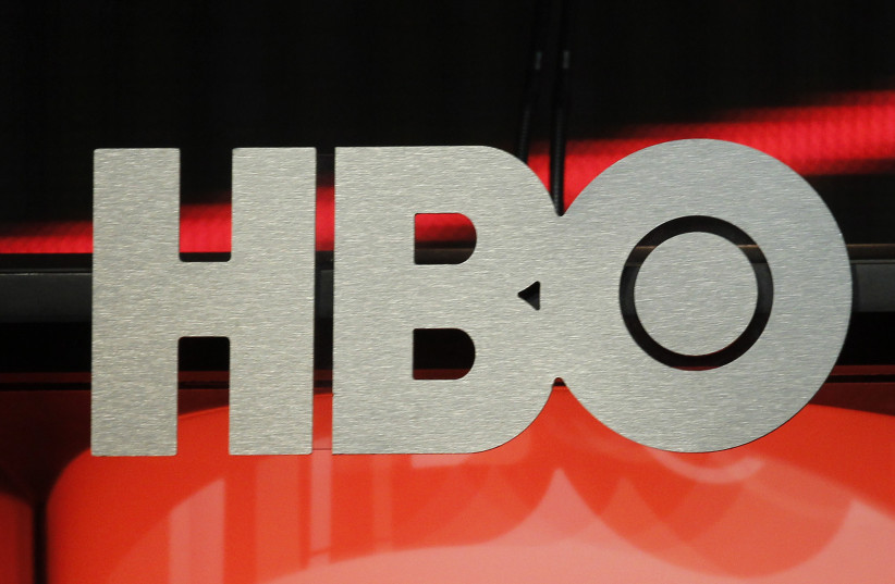 The logo for HBO (photo credit: FRED PROUSER/REUTERS)