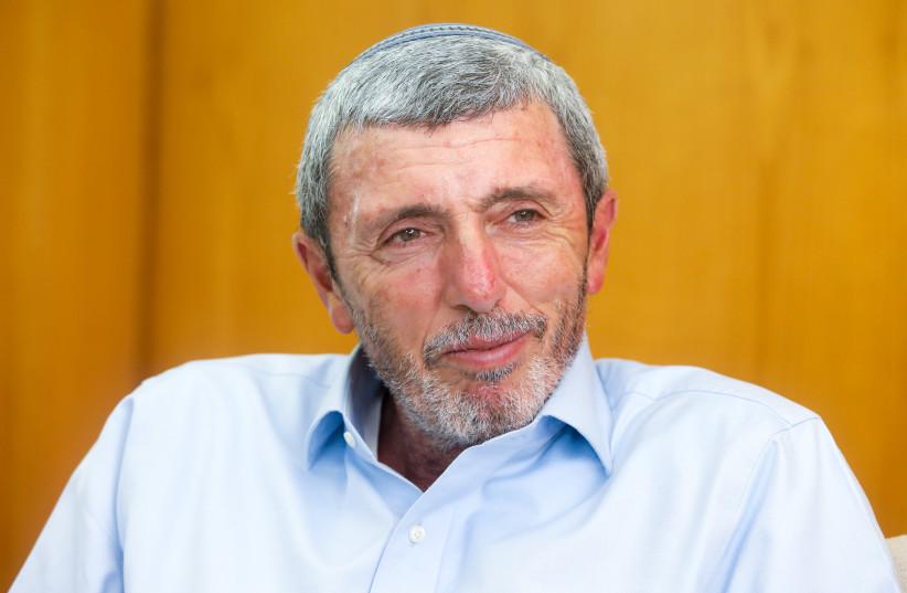 MK Rafi Peretz, 2019. (photo credit: MARC ISRAEL SELLEM)