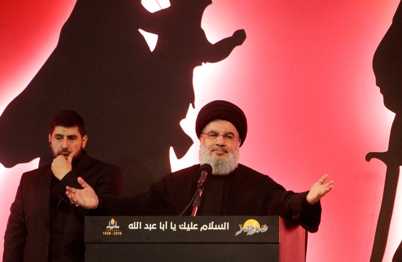 Hezbollah's Nasrallah calls on France to back down over Mohammed cartoons